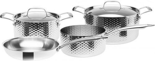 STEIN Sada nádobí 3vrstvá nerezová 6 dílná cena od 7790 Kč