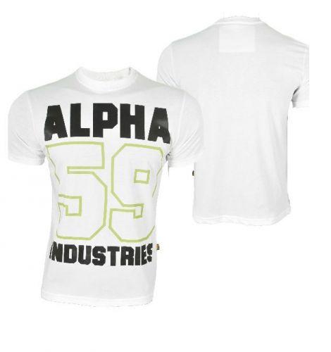 Alpha Industries T Print 11 triko