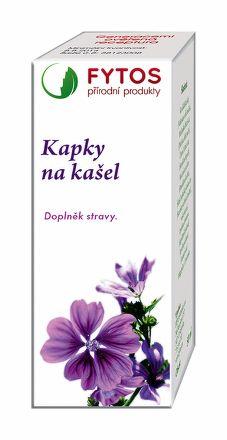 FYTOS Kapky na kašel 50 ml cena od 84 Kč