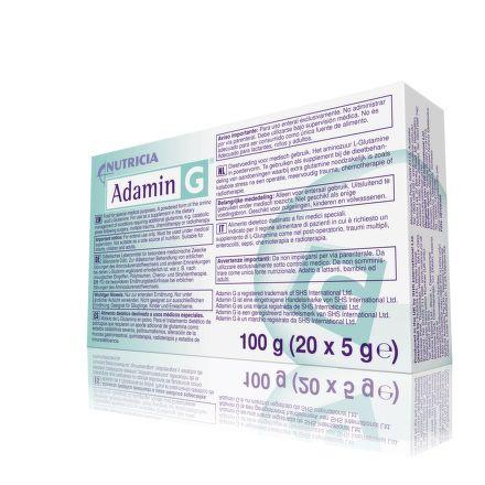 Adamin-G roztok 20x5 g cena od 1267 Kč