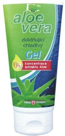 ALOE VERA Gel 93% chladivý 75 ml