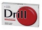 Drill 24 pastilky cena od 98 Kč