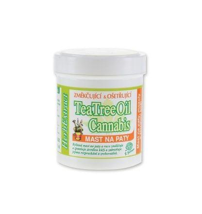 VIVACO Herb Extract Tea Tree Oil mast na paty 125 ml