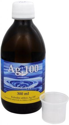Pharma Activ Koloidní stříbro Ag100 300 ml