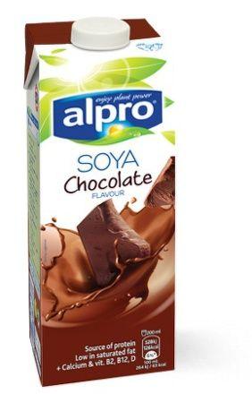 ALPRO Sójový čokoládový nápoj 1 L