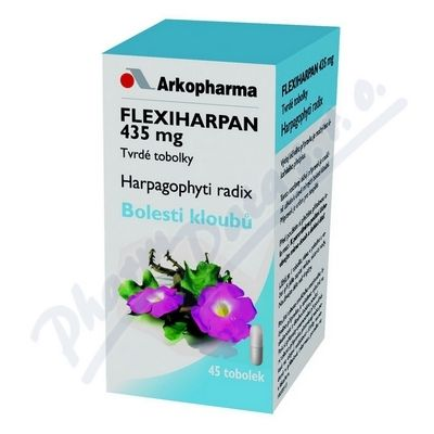Flexiharpan 435 mg 45 tobolek