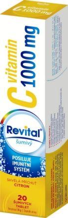 Revital C vitamin 1000 mg Citron 20 tablet