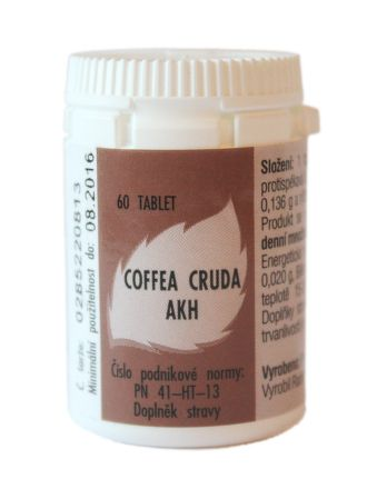 AKH Coffea Cruda 60 tablet