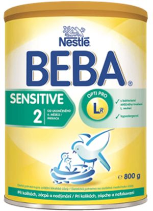 NESTLÉ Beba 2 Sensitive NEW 800 g
