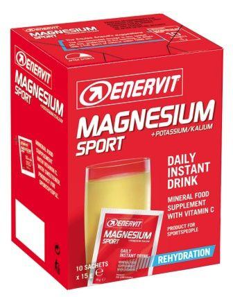 ENERVIT MAGNESIO POTASSIO 10 x 15 g