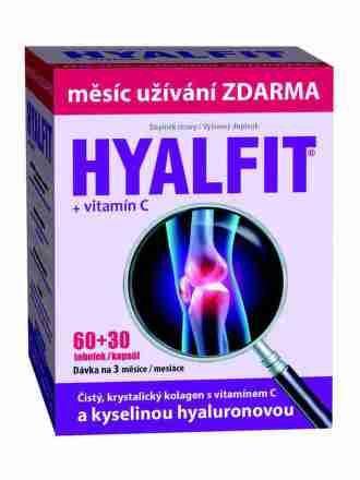 HYALFIT + vitamín C 60 tobolek