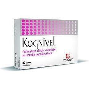 PharmaSuisse KOGNIVEL 20 tablet