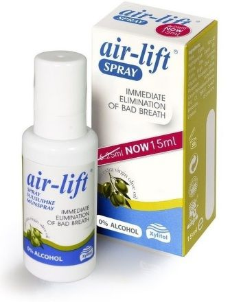 BIOCOSMETICS air-lift svěží dech spray 15 ml
