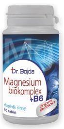 JANKAR PROFI Dr. Bojda MAGNESIUM Biokomplex + B6 80 tablet