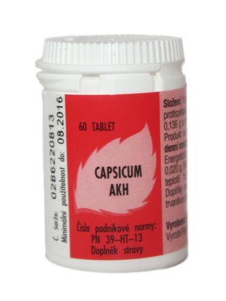 AKH Capsicum 60 tablet
