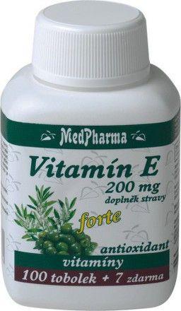 Vitamín E forte 37 tobolek