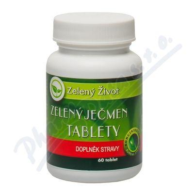 AROMATICA Zelený ječmen 60 tablet