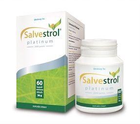 Salvestrol Platinum 60 kapslí