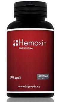 Hemoxin 60 kapslí