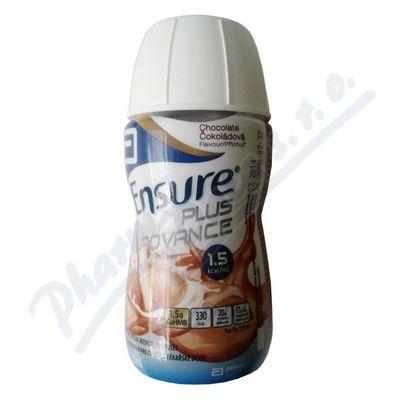 ENSURE PLUS Advance Příchuť Čokolády 1x220 ml cena od 52 Kč