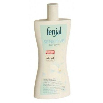 FENJAL Sensitive Tělové mléko 400 ml