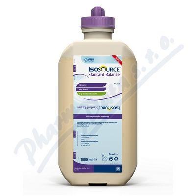 Isosource Standard Balance Neutrální 1x1000 ml cena od 194 Kč