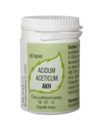 AKH Acidum Aceticum 60 tablet