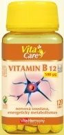 VITA HARMONY Vitamin B12 120 Tablet
