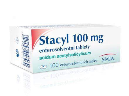 Stacyl 100 mg 100 tablet cena od 43 Kč