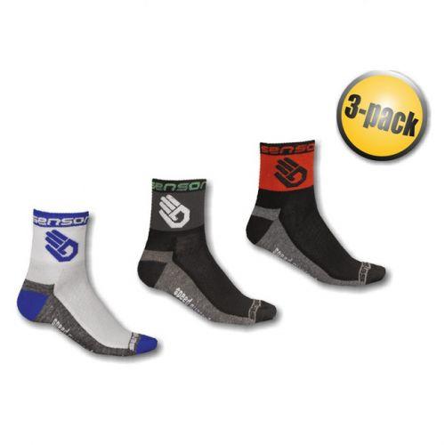 SENSOR RUKA 3-pack ponožky