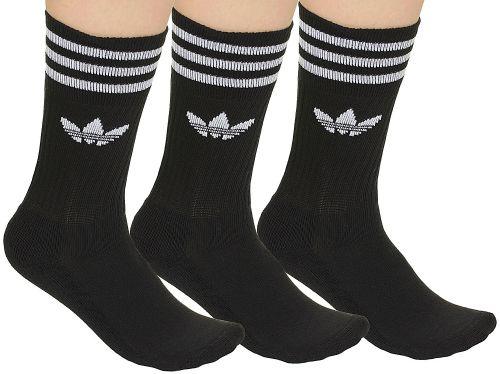adidas Solid Crew Sock ponožky