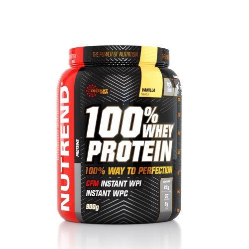 NUTREND 100% WHEY PROTEIN Vanilka 900 g