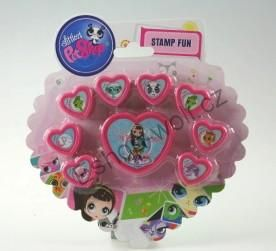 Disney Razítka Littlest Pet Shop