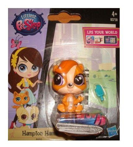 HASBRO LPS Littlest Pet Shop 4063 Hampton Hamill cena od 0 Kč