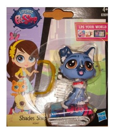XXL obrazek HASBRO LPS Littlest Pet Shop 3947
