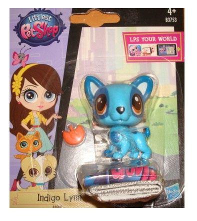 HASBRO Littlest Pet Shop 4066 Indigo Lynn cena od 0 Kč