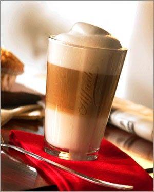 J.J. Darboven Xocao Alfredo skleněný šálek na kávu 0,2 l cena od 59 Kč