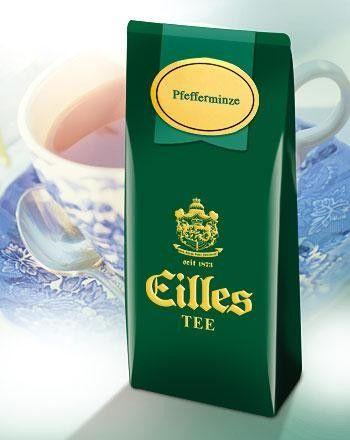 EILLES.DE Bylinkový čaj sypaný Eilles Tee mátový 250 g cena od 215 Kč
