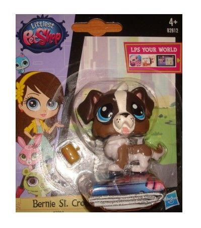 HASBRO LPS Littlest Pet Shop 3950 Bernie St. Croix cena od 99 Kč