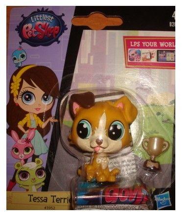 HASBRO LPS Littlest Pet Shop 3952 Tessa Terrier cena od 99 Kč