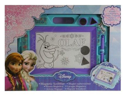 Disney Magnetická tabulka Frozen
