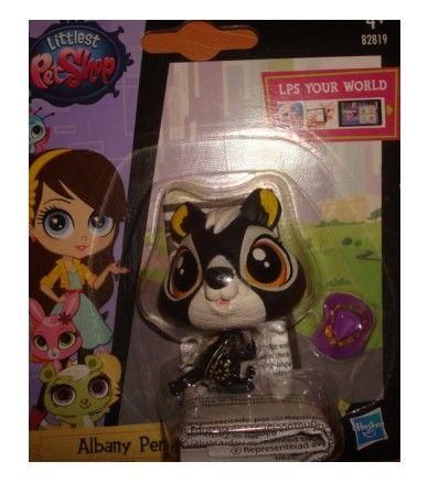 HASBRO LPS Littlest Pet Shop 3957 Albany Perth cena od 99 Kč