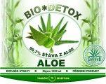 Bio-detox Detoxikační přípravek koncentrát Šťáva z aloe 1000 ml