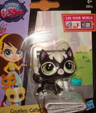 HASBRO LPS Littlest Pet Shop 3954 cena od 0 Kč