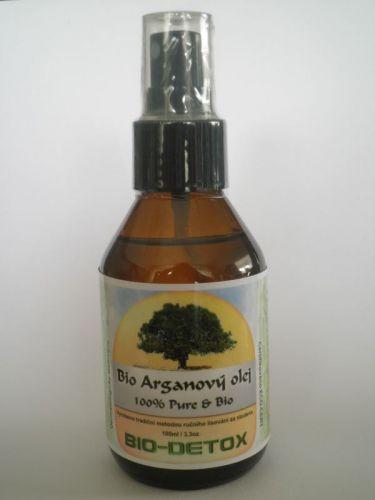 Bio-detox Arganový olej 100 ml