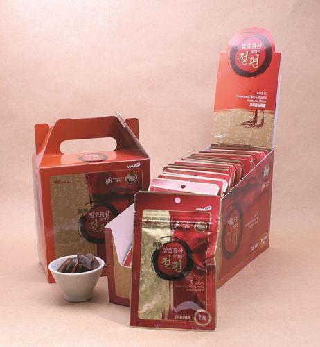 GINLAC Medové plátky rodinné balení 200 g
