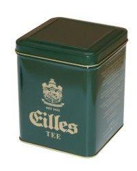 EILLES.DE Dóza na čaj plechová 250 g cena od 75 Kč