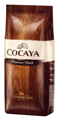 J.J. Darboven Darboven horká čokoláda COCAYA Premium Dark sáček 1 kg cena od 219 Kč