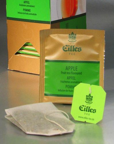 EILLES Čaj ovocný jablečný TEE 25 sáčků cena od 90 Kč