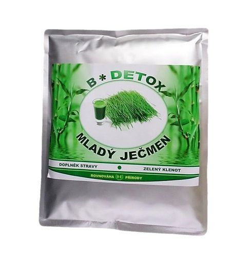 Bio-detox Mladý ječmen prášek 200 g